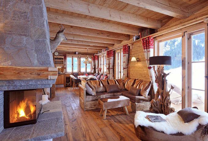 Chalets tannheimer tal luxus chalet tirol bergh tten for Hotel design tirol