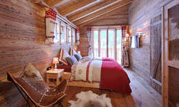 luxus chalet tirol tannheimer tal nesselw ngle chalets. Black Bedroom Furniture Sets. Home Design Ideas