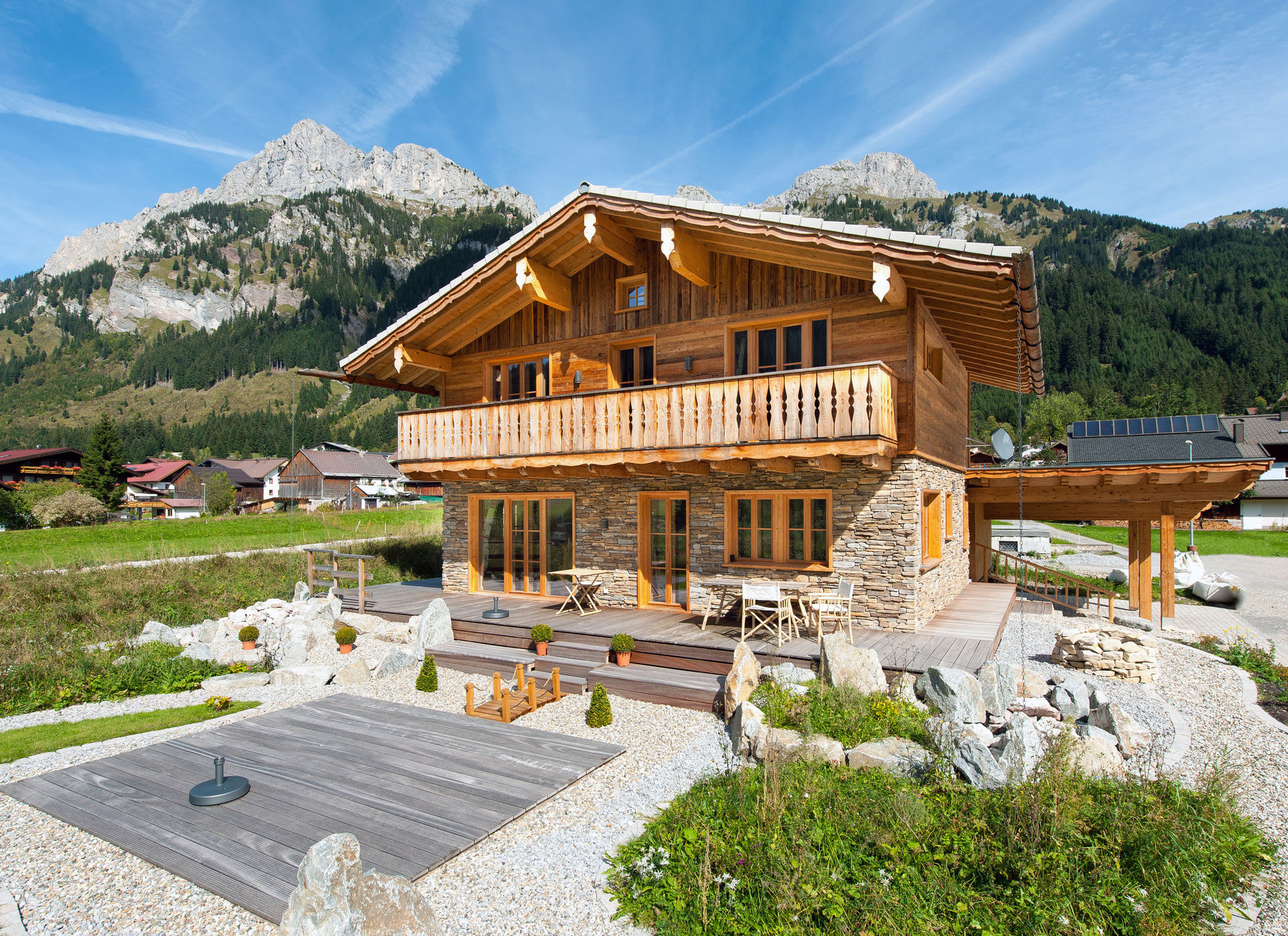 bilderbuch chalet grand fl h tannheimer tal luxus chalets tirol ferienh user allg u. Black Bedroom Furniture Sets. Home Design Ideas
